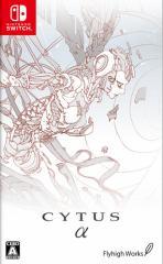 【中古】 Cytus α(サイタス アルファ) ニンテンドースイッチ HAC-P-AQENA / 中古 ゲーム