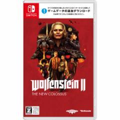 【中古】 Wolfenstein II: The New Colossus ニンテンドースイッチ ソフト【CERO区分_Z】 HAC-P-AMKMB / 中古 ゲーム
