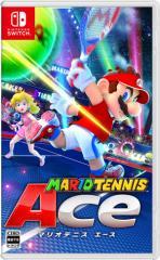 【中古】 マリオテニス エース ニンテンドースイッチ ソフト HAC-P-ALERA / 中古 ゲーム
