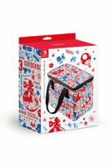 【新品】 オールインボックス スーパーマリオ[オリジナルトラベル柄] ニンテンドースイッチ NSL-0039 / 新品 ゲーム