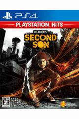 【新品】 inFAMOUS Second Son PlayStation Hits PS4 ソフト【CERO区分_Z】 PCJS-73501 / 新品 ゲーム