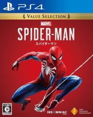 【中古】マーベル スパイダーマン Value Selection PS4 PCJS-66046 / 中古 ゲーム