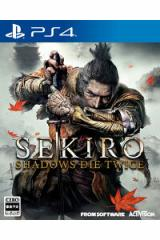 【中古】 SEKIRO: SHADOWS DIE TWICE  PS4 / 中古 ゲーム