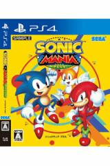 【新品】 ソニックマニア・プラス PS4 ソフト HSN-0049 / 新品 ゲーム