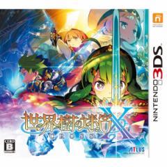 【中古】 世界樹の迷宮X(クロス) 3DS ソフト CTR-P-BZMJ / 中古 ゲーム
