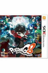 【新品】ペルソナQ2 ニュー シネマ ラビリンス  3DS ソフト