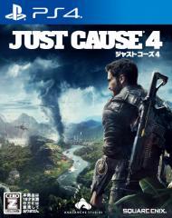 【新品】 ジャストコーズ4 JUST CAUSE 4 PS4 / 新品 ゲーム