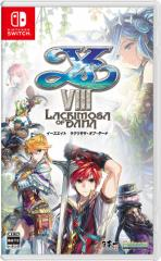 【中古】 イースVIII -Lacrimosa of DANA- ニンテンドースイッチ ソフト HAC-P-AKZTA / 中古 ゲーム