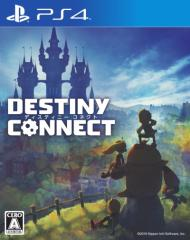 【中古】 DESTINY CONNECT PS4 PLJM-16350 / 中古 ゲーム