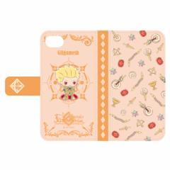 フェイト グランドオーダー Design produced by Sanrio 手帳型iPhoneケース (6,6s,7,8対応) ギルガメッシュ 〔 グッズ 〕