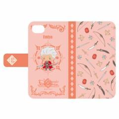 フェイト グランドオーダー Design produced by Sanrio 手帳型iPhoneケース (6,6s,7,8対応) エミヤ 〔 グッズ 〕