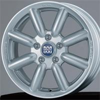 【BMW MINI(F55/F56)用tw】MINILITE MC-50 6.5J-16 と GOODYEAR EAGLE LS2000 Hybrid2 195/55R16 の4本セット