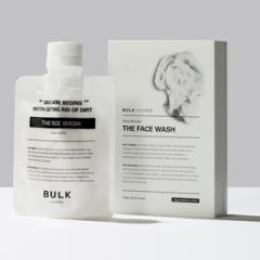 【メール便OK】【BULKHOMME 正規代理店】バルクオム ザ フェイス ウォッシュ THE FACE WASH (洗顔料)100g
