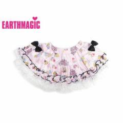 EARTHMAGIC アースマジック 子供服 18秋冬 Candy Bar柄 ベロアスカート  ea38323174