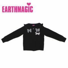 EARTHMAGIC アースマジック 子供服 18秋冬 ポンチジャケット ea38332231