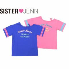 JENNI ジェニィ ジェニー 子供服 19春夏 ソフト天竺デザインTシャツ je97307