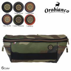 オロビアンコ Orobianco ボディバッグ ワンショルダー AILATI LONG PLAK2-G メンズ