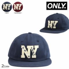 ONLY NY オンリーニューヨーク キャップ メンズ