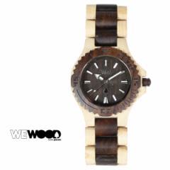 WEWOOD 腕時計 レディース ウィーウッド DATE ベージュ チョコレート BEIGE CHOCOLATE メンズ