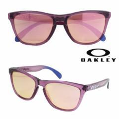 オークリー Oakley サングラス Frogskins フロッグスキン OO9013-73 アルパイングロー メンズ レディース