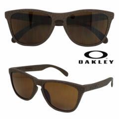 オークリー Oakley サングラス アジアンフィット Frogskins フロッグスキン Asian Fit OO9245-29 タバコ ダーク ブロンズ メンズ レディ