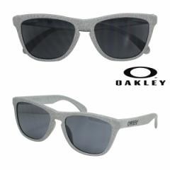 オークリー Oakley サングラス アジアンフィット Frogskins フロッグスキン Asian Fit OO9245-30 スモーク グレー メンズ レディース
