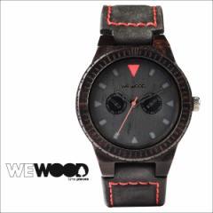 WEWOOD 腕時計 レディース ウィーウッド LEO TERRA ブラック BLACK メンズ