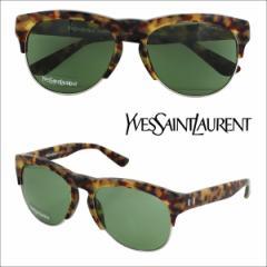 イヴサンローラン サングラス Yves Saint Laurent イタリア製 タートイズ メンズ レディース