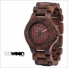 WEWOOD 腕時計 メンズ レディース ウィーウッド KALE チョコ ピンク CHOCOLATE PINK ケール