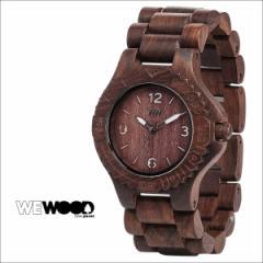 WEWOOD 腕時計 メンズ レディース ウィーウッド KALE チョコ ホワイト CHOCOLATE WHITE ケール