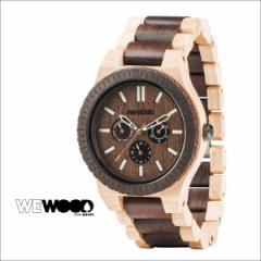 WEWOOD 腕時計 レディース ウィーウッド KAPPA チョコ ホワイト CHOCOLATE CREMA メンズ
