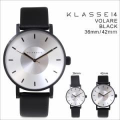 クラス14 メンズ KLASSE14 42mm 36mm レディース 腕時計 VOLARE BLACK ヴォラーレ VO14BK001M VO14BK001W