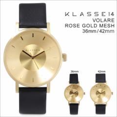 KLASSE14 36mm 42mm メンズ レディース 腕時計 クラス14 VOLARE GOLD ヴォラーレ VO14GD001M VO14GD001W