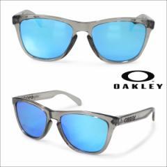 オークリー Oakley サングラス アジアンフィット Frogskins フロッグスキン Asian Fit OO9245-42 グレー メンズ レディース