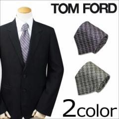 トムフォード TOM FORD ネクタイ シルク メンズ カジュアル ビジネス 結婚式 イタリア製