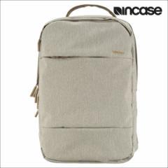 INCASE インケース バックパック リュック 19L CITY BACKPACK INCO100207 レディース メンズ ヘザーカーキ [4/10 再入荷]