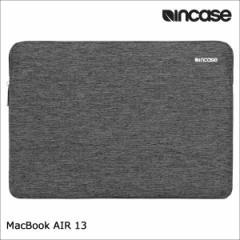 INCASE インケース バッグ パソコンバッグ PCケース 13インチ SLIM SLEEVE FOR MACBOOK AIR 13 CL60686 レディース メンズ ブラック [4/1