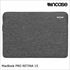 INCASE インケース バッグ パソコンバッグ PCケース 15インチ SLIM SLEEVE PRO FOR MACBOOK RETINA 15 CL60682 レディース メンズ ブラッ