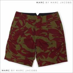 マークバイマークジェイコブス MARC BY MARC JACOBS ハーフパンツ ボトムス メンズ CLAPHAM CAMO SHORT M4001630