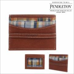 ペンドルトン PENDLETON パスケース 定期入れ カード入れ MODERN WALLET GE235 メンズ レディース