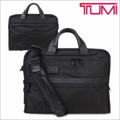 TUMI トゥミ ビジネス バッグ メンズ ALPHA2 ブリーフケース ORGANIZER PORTFOLIO BRIEF 026108D2 ブラック
