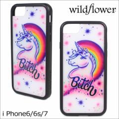 wildflower ケース スマホ iPhone7 ワイルドフラワー iPhoneケース 6s アイフォン レディース ハンドメイド