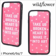 wildflower ケース iPhone7 スマホ ワイルドフラワー iPhoneケース 6s アイフォン レディース ハンドメイド