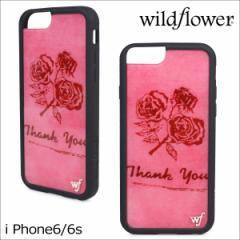wildflower ケース スマホ ワイルドフラワー iPhone 6s アイフォン レディース ハンドメイド