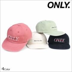 ONLY NY オンリーニューヨーク キャップ ストラップバック MIDTOWN POLO HAT メンズ レディース 4カラー