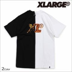 エクストララージ XLARGE Tシャツ メンズ 半袖 トップス クルーネック CHEETAH CAMEO SS TEE 2カラー