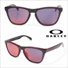 オークリー Oakley サングラス アジアンフィット Frogskins フロッグスキン ASIA FIT OO9245-46 ブラック メンズ レディース