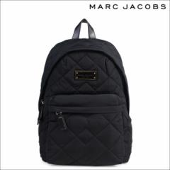 マークジェイコブス MARC JACOBS バッグ リュック バックパック レディース QUILTED BACKPACK ブラック M0011321 [5/1 再入荷]