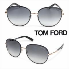 トムフォード TOM FORD サングラス メガネ メンズ レディース アイウェア FT0498 GEORGIA SUNGLASSES ブラック