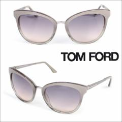 トムフォード TOM FORD サングラス メガネ レディース アイウェア FT0461 EMMA SUNGLASSES ベージュ